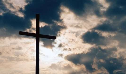 the cross is where our forgiveness was gained